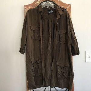 Militaria Dress (or Duster)